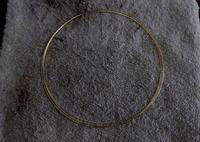 久しぶりのハンドメイドチェーンです! - hiroe  jewelryつくり