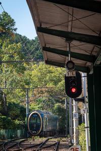 乗って来ました叡山電鉄-1- - Photo Terrace