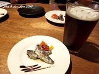 ◆ クラフトビール×熟成肉「ブッチャーズファクトリー」へ 常滑シリーズ、その2(2018年8月) - 空と 8 と温泉と