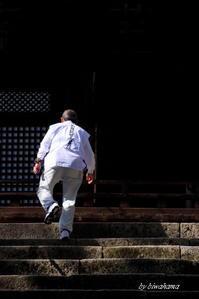 三井寺散策 - 「古都」大津 湖国から