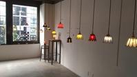 オーロラのへびさんの個展へ・・・ - atelier GLADYS  ステンドグラス工房 作り手の日々