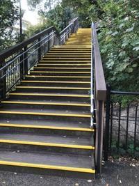 三田の階段 - ちょんまげブログ