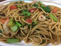 昔ながらのスパゲッティ〜銀座美味しいもの - 素敵なモノみつけた~☆