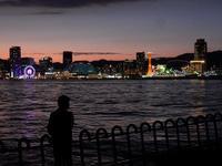 神戸港の夕暮れ - 神戸トピックス