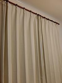 カーテンと箸置き - 気ままにてくてく♪