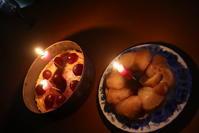 タルトタタンとチーズケーキ - 二つの台所
