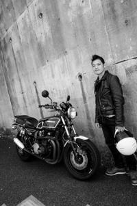 宮森 孝輔 & kawasaki Z750D1(2018.05.11/TOKYO) - 君はバイクに乗るだろう