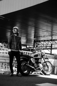 渡辺 裕介 & Triumph Bonneville(2018.05.05/SAITAMA) - 君はバイクに乗るだろう