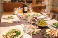 ハロウィンの食卓〜お家ビストロ - 大好きなワインと素敵な食卓