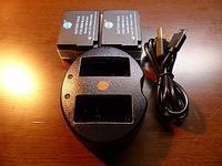互換性バッテリー&充電器到着! - Leo Bunksで車遊泊