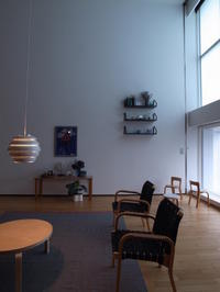 「アルヴァ・アアルト -もう一つの自然」展へ - 早田建築設計事務所 Blog