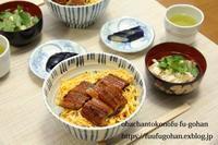 ちょっと手抜きDE鰻のひつまぶし丼(o^^o) - おばちゃんとこのフーフー(夫婦)ごはん