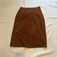 """1980's""""DKNY""""スエードスカート - 「NoT kyomachi」はレディース専門のアメリカ古着の店です。アメリカで直接買い付けたvintage 古着やレギュラー古着、Antique、コーディネート等を紹介していきます。"""