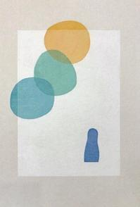 木版画集「石の夢」刊行記念展 - 山中現ブログ Gen Yamanaka