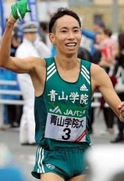 青学大2年ぶり2度目の全日本大学駅伝V史上初2度目の3冠に王手 - Would-be ちょい不良親父の世迷言