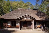 江戸東京たてもの園☆茅葺屋根 - さんじゃらっと☆blog2