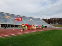 ゆるキャラ運動会 - 山武市職員おもてなしブログ