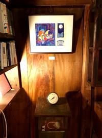 展覧会お礼@みやじまぐちの想い出shop epilo~月夜の本棚で~ - さこももみのイラストレーターライフ