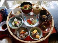 (金沢・大手町)和食処 白梅亭(20周年特別ランチ・秋) - 松下ルミコと見る景色
