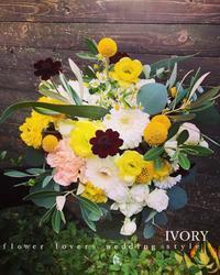 初ラナン〜♪ -  Flower and cafe 花空間 ivory (アイボリー)