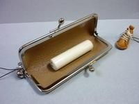 ご自身に、身近な人に【印鑑ケース】を 贈る ✿ - 革小物 paddy の作品