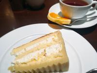 ハーブスのマロンケーキ - うつわ愛好家 ふみの のブログ