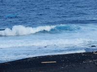 海を眺める - 三宅島風景