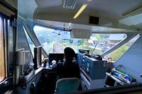 パノラマシート - 今日も丹後鉄道