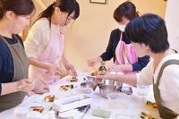 野菜のフォカッチャ - 水戸市(茨城)のパン教室 Fika(フィーカ)  ~日々粉好日~