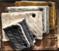 『shabby white』さんチャリティー商品のご紹介です。 - nature marche in手づくりフェア広島