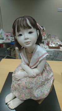 うらら展にご参加下さった作家さんのご紹介です~その1 - 市松人形師~只今修業中