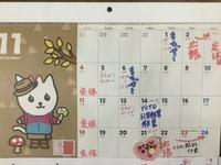 ⭐️11月のイベントカレンダーと12月のイベントカレンダー - 街かど 「花」 スポット