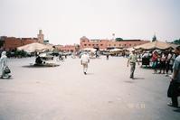 15年も過ぎるとジャマ・エル・フナ広場は変わるのだろうか? - せっかく行く海外旅行のために