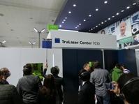 ユーロブレッヒ2018(EuroBLECH)Tru Laser Center 7030 - ステンレスクリーンカットのレーザーテック