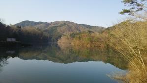 甲南町「岩尾池」の紅葉 - 甲賀市観光協会スタッフブログ