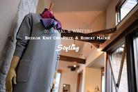 """Bicolor Knit One-Piece & Robert Mackie...11/7wed"" - SHOP ◆ The Spiralという館~カフェとインポート雑貨のある次世代型セレクトショップ~"
