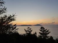 小豆島②朝日が差し込むコテージ - 2度目のリタイア後のライフ