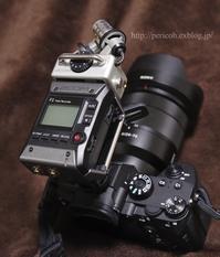 レコーダーを新調 - オット、カメラ(と自転車)に夢中
