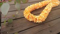 Flower Petals Aloha Lei - ♡リボンレイと日々のこと♡