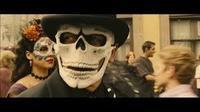 メキシコシティ:死者の日パレード - オーガニックコスメ会社★フルフリ★をつくろう!
