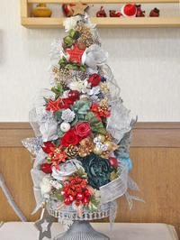 クリスマスツリーアレンジ - 美味しい贈り物