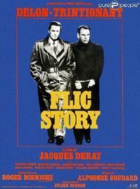 フリック・ストーリー (Flic Story) - amo il cinema