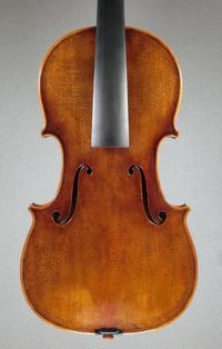 もうすぐ完成 - 村川ヴァイオリン工房