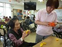 10月31日奈の花のハローウイン - デイサービス奈の花ブログ