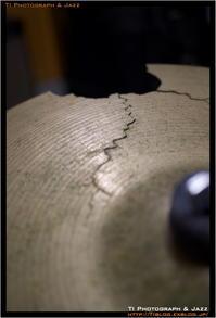 リハスタのドラム - TI Photograph & Jazz