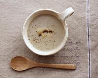 マッシュルームのスープ - Nasukon Pantry