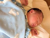次男出産レポ - ニューヨークでコウノトリ狩り
