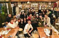 高槻オーガニックカフェ11月の笑顔 #秋 #旅 #笑顔 #大阪 #高槻 #オーガニック #カフェ #キューバ音楽 #玄米 #ゴーヤチャンプルー - マコト日記