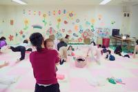 本日11/8日の親子ヨガ... - emi yoga (エミ ヨガ)始めます(^-^)