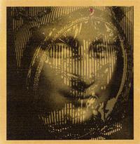 本日からGallery Art Point(銀座)是蘭個展 - 原初のキス